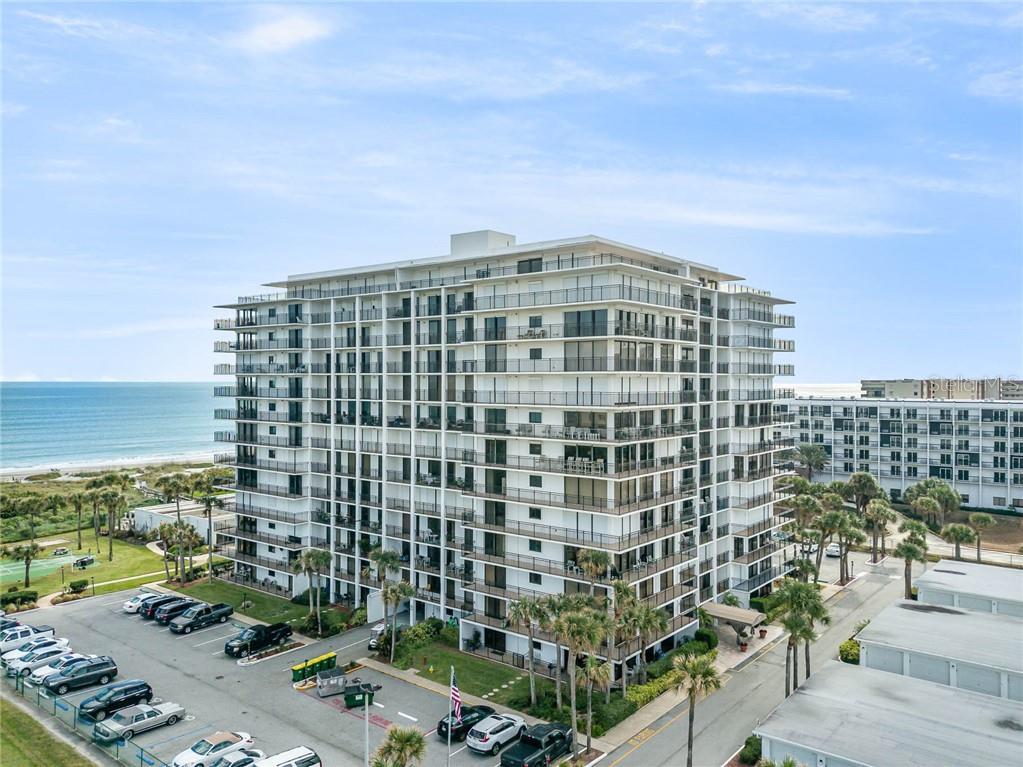 2100 N ATLANTIC AVENUE #707 Property Photo - COCOA BEACH, FL real estate listing