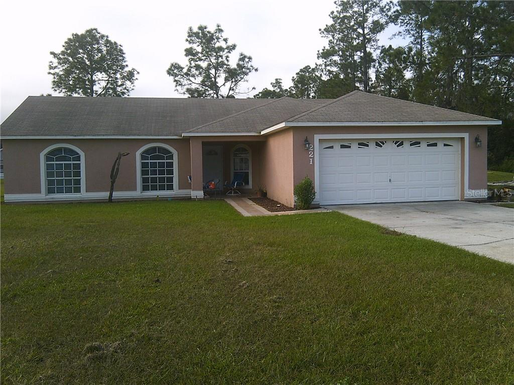 221 L A COMBEE DRIVE Property Photo - POLK CITY, FL real estate listing