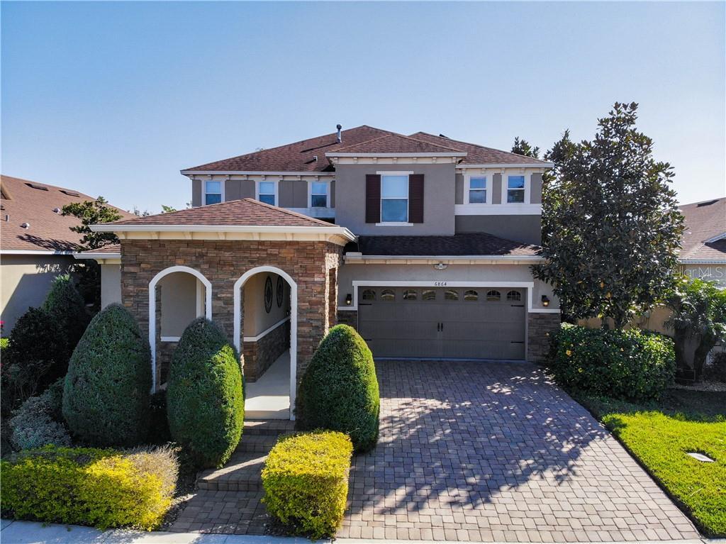 6864 MERRICK LANDING BOULEVARD Property Photo - WINDERMERE, FL real estate listing