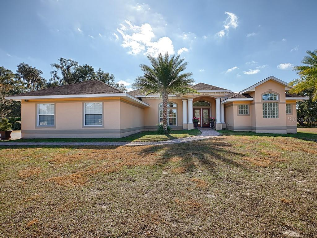 275 CR 552 Property Photo - BUSHNELL, FL real estate listing