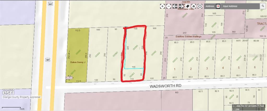 6763 Wadsworth Road Property Photo