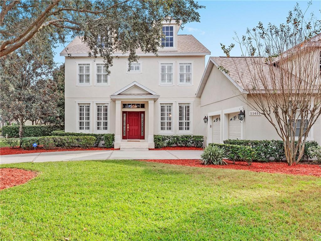 11651 CLAYMONT CIRCLE Property Photo - WINDERMERE, FL real estate listing