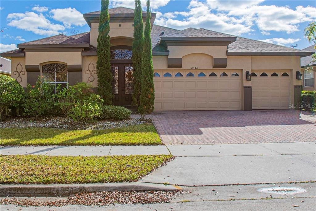 8640 CURRITUCK SOUND LANE Property Photo - ORLANDO, FL real estate listing