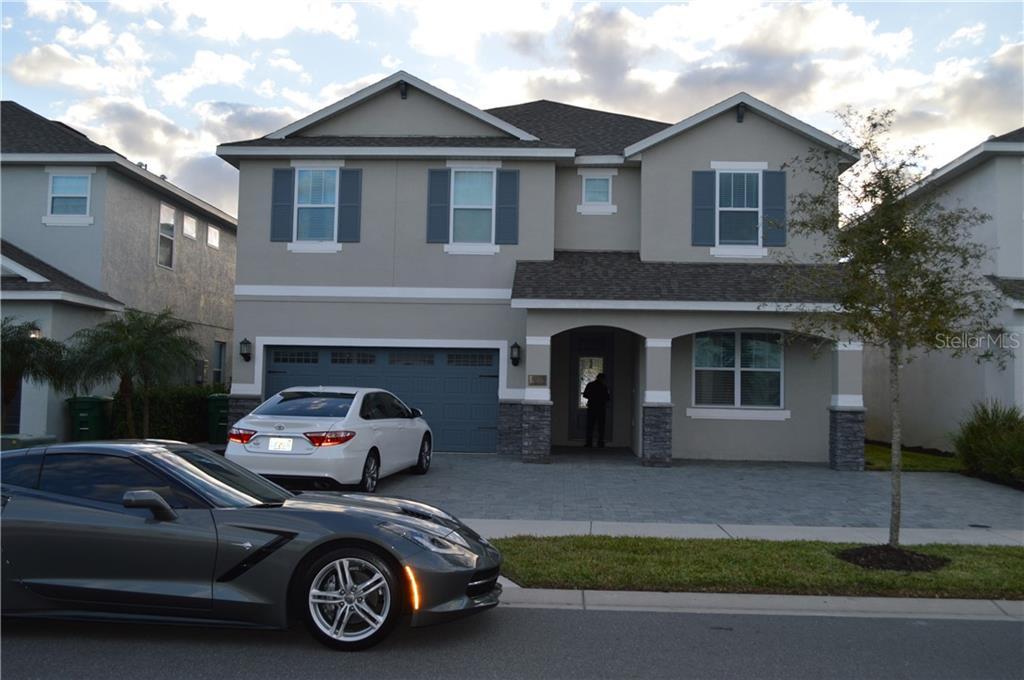 7678 FAIRFAX DRIVE Property Photo - KISSIMMEE, FL real estate listing