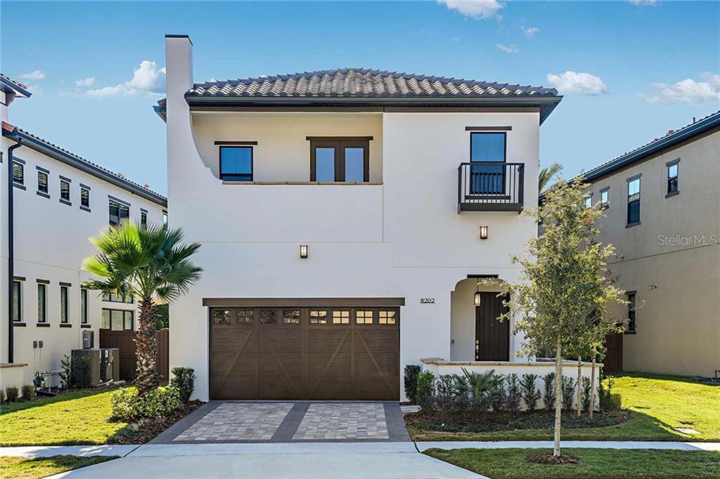 8202 VIA VITTORIA WAY Property Photo - ORLANDO, FL real estate listing