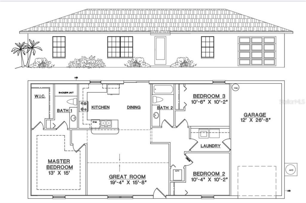 0 SPRING GARDEN RANCH ROAD Property Photo - DE LEON SPRINGS, FL real estate listing