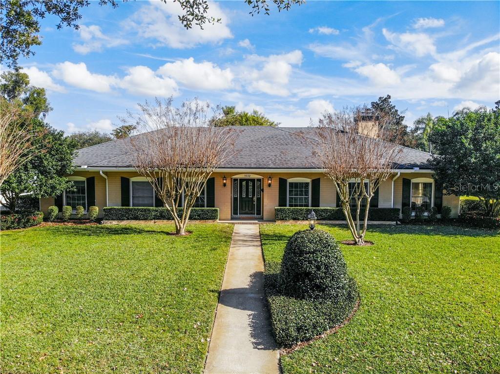 1532 GRANVILLE DRIVE Property Photo - WINTER PARK, FL real estate listing