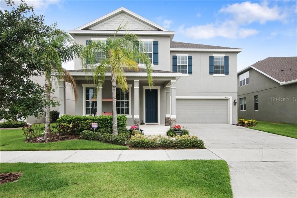 4301 BLUE MAJOR DRIVE Property Photo - WINDERMERE, FL real estate listing