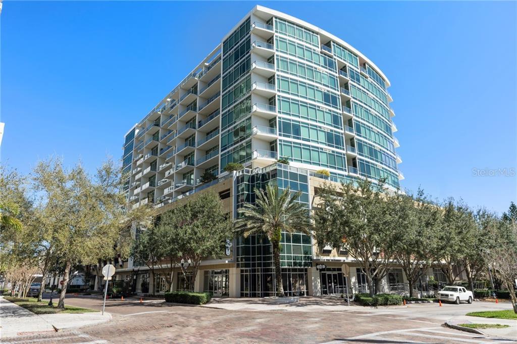 101 S EOLA DRIVE #1116 Property Photo - ORLANDO, FL real estate listing