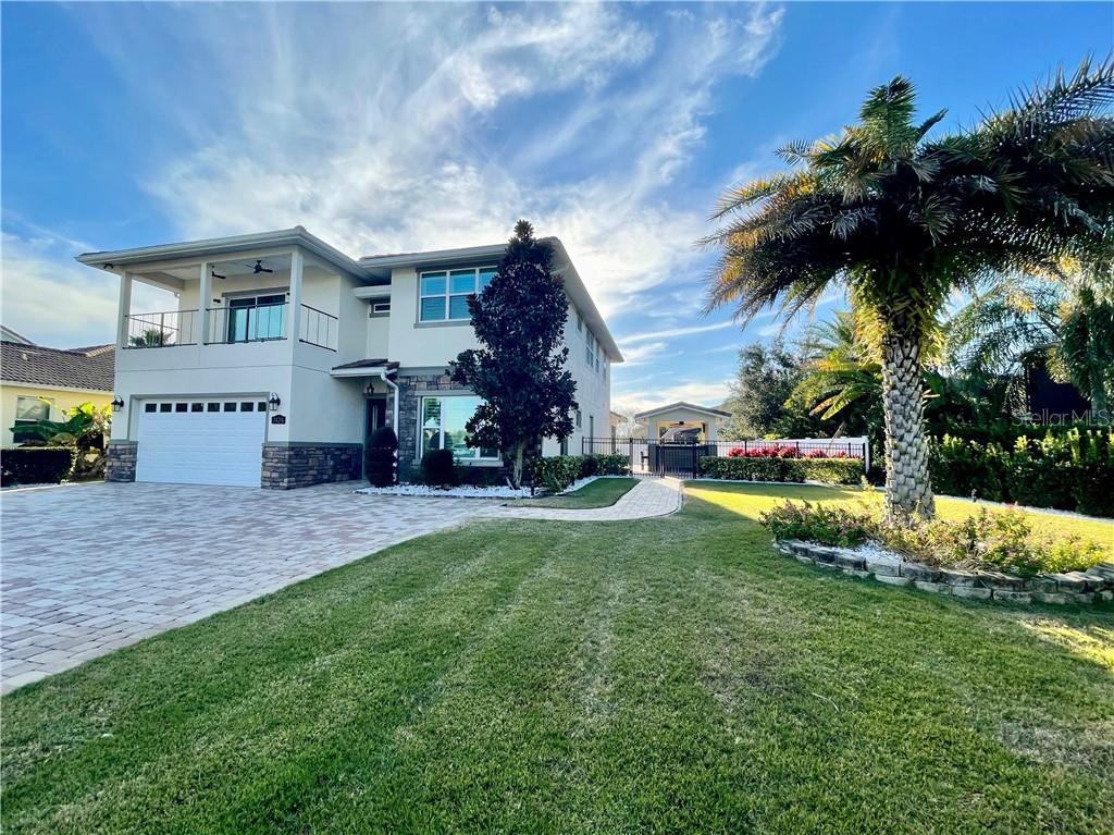 7424 LAKE ALBERT DRIVE Property Photo - WINDERMERE, FL real estate listing