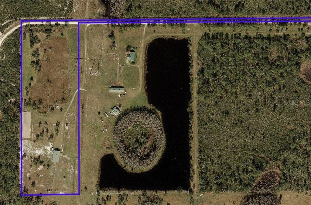FORT CHRISTMAS RD Property Photo - CHRISTMAS, FL real estate listing