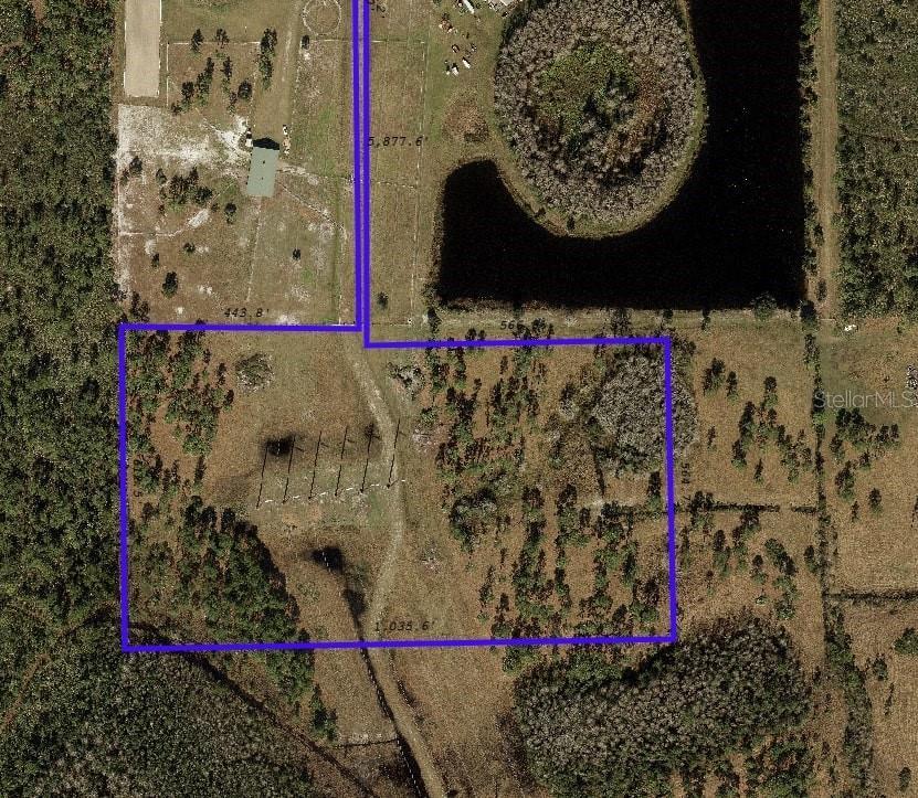00000 FORT CHRISTMAS RD Property Photo - CHRISTMAS, FL real estate listing