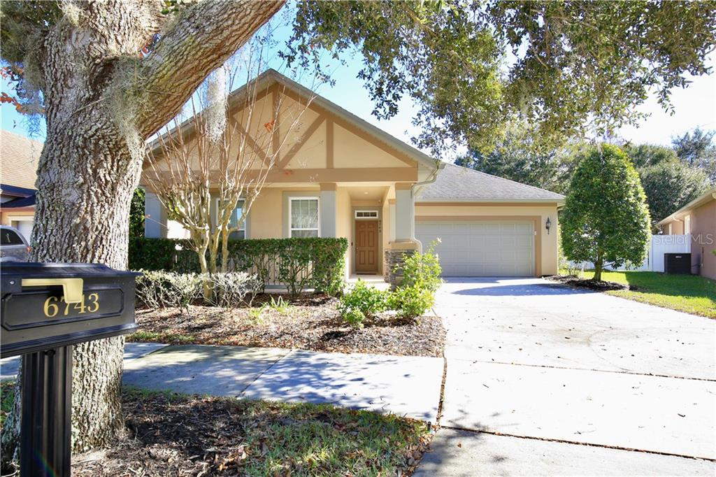 6743 THORNHILL CIRCLE Property Photo - WINDERMERE, FL real estate listing