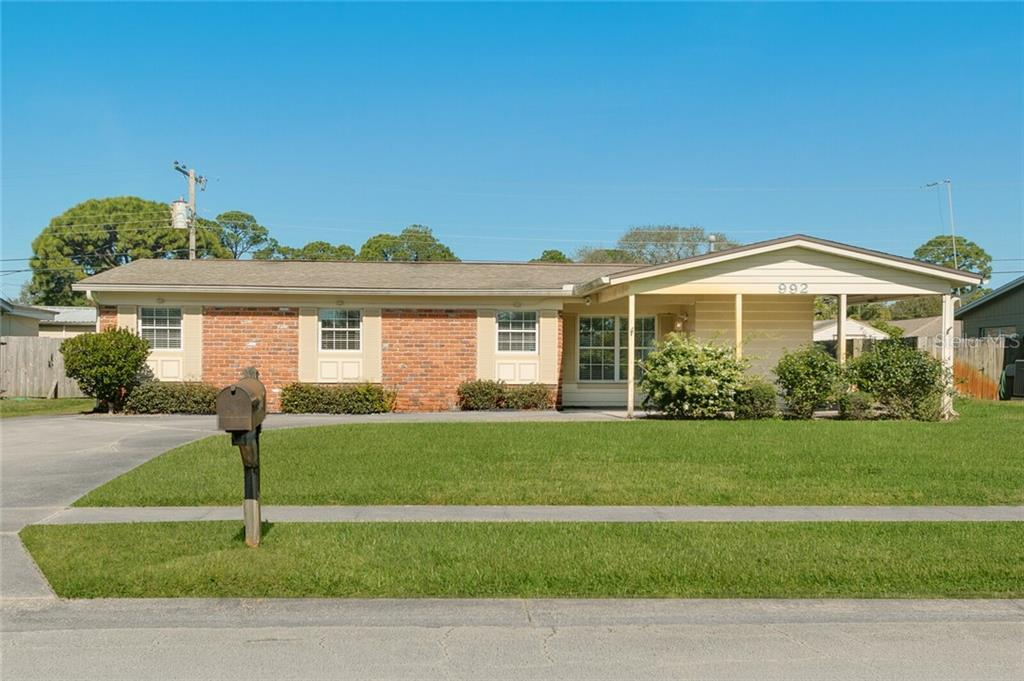 992 BEACON ROAD Property Photo - ROCKLEDGE, FL real estate listing