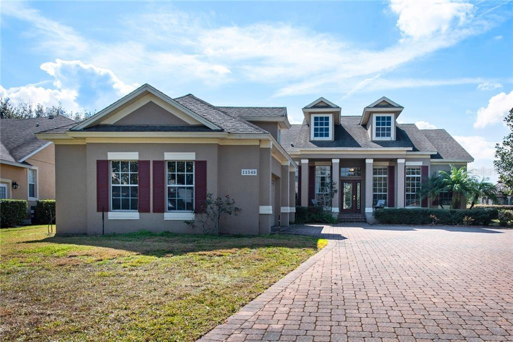 11548 CLAYMONT CIRCLE Property Photo - WINDERMERE, FL real estate listing