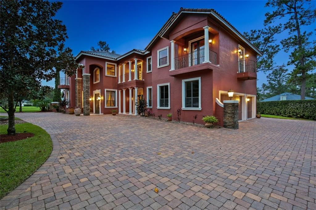 8403 RAMBLING RIVER DRIVE Property Photo - SANFORD, FL real estate listing