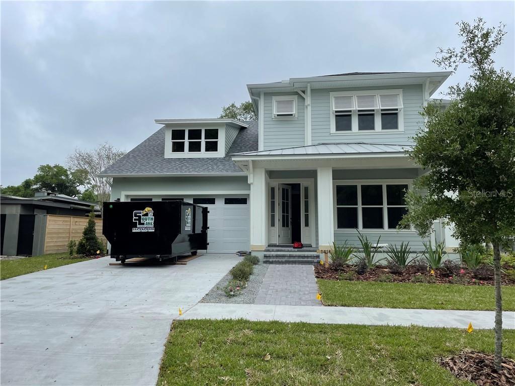 1414 WOODLAND STREET Property Photo - ORLANDO, FL real estate listing