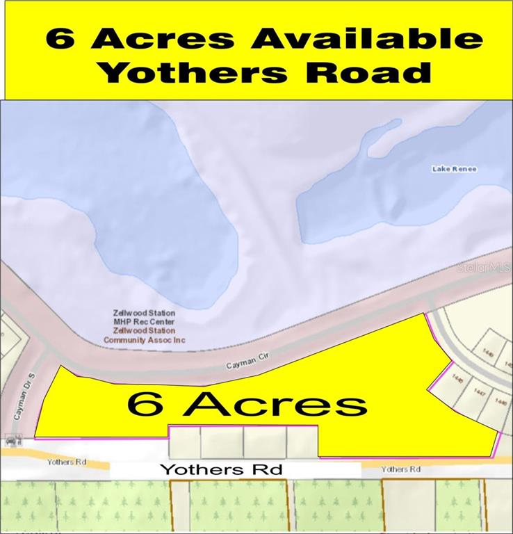 YOTHERS ROAD Property Photo - ZELLWOOD, FL real estate listing