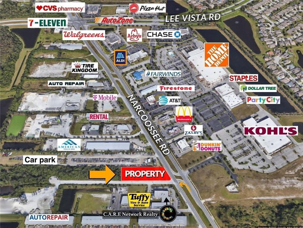 7404 NARCOOSSEE ROAD Property Photo - ORLANDO, FL real estate listing