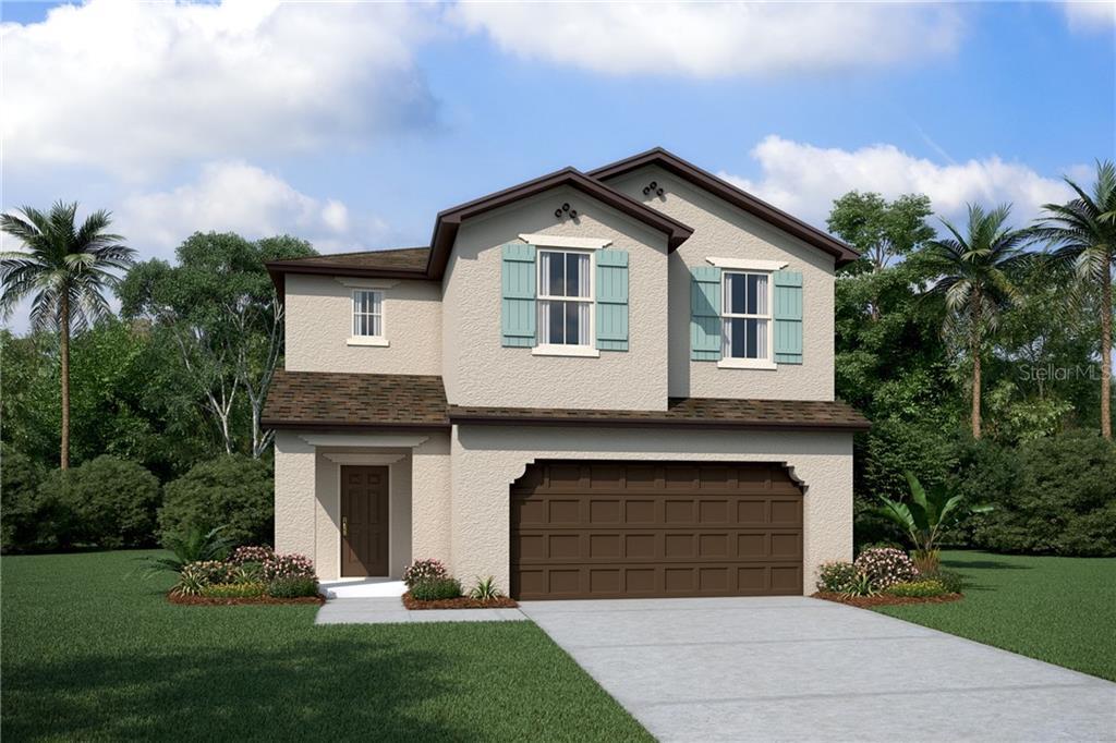 2810 ALPINE MEADOW LANE Property Photo - KISSIMMEE, FL real estate listing