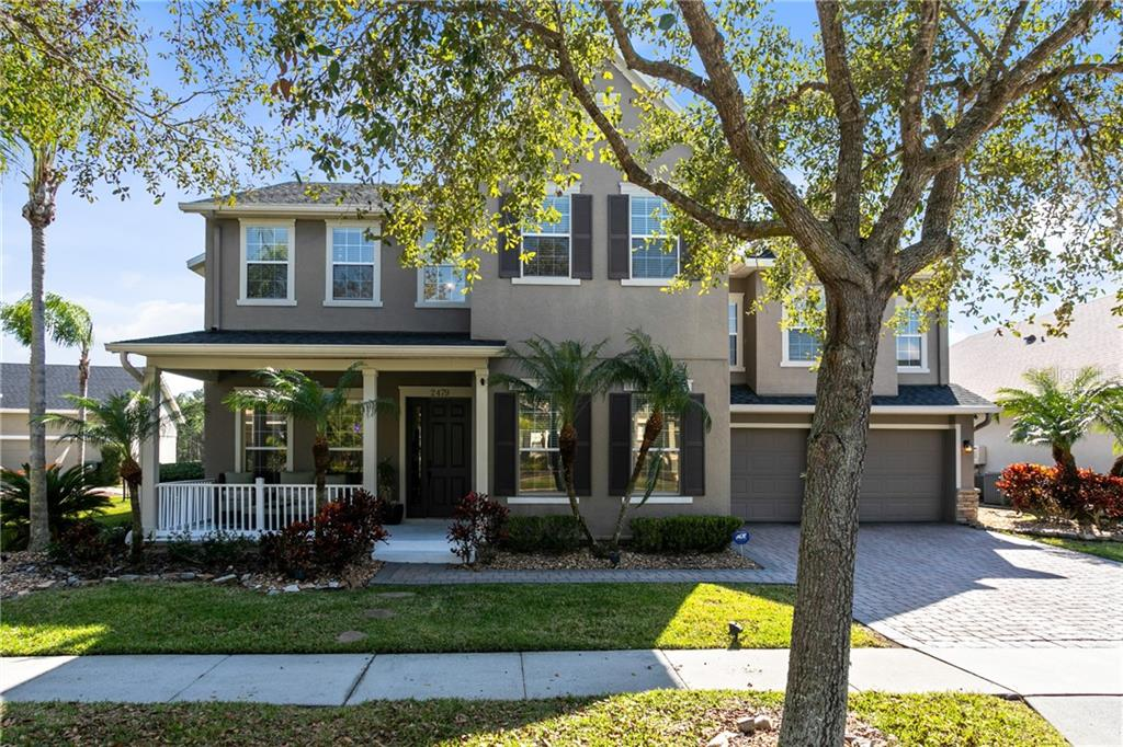 2479 FLOWERING DOGWOOD DRIVE Property Photo - ORLANDO, FL real estate listing