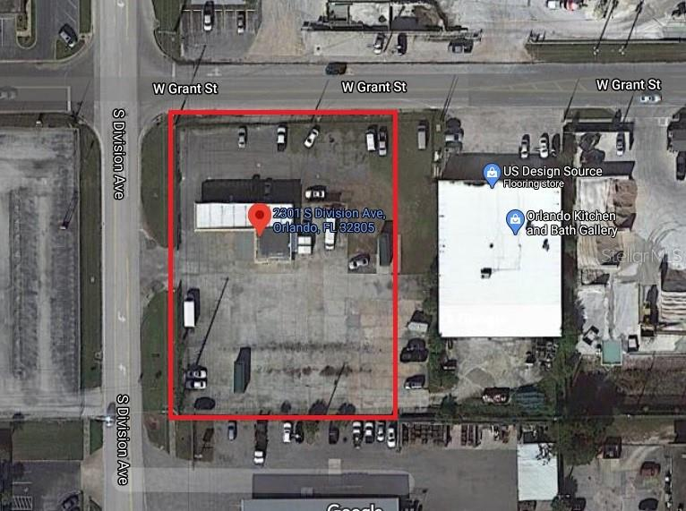2301 S Division Avenue Property Photo