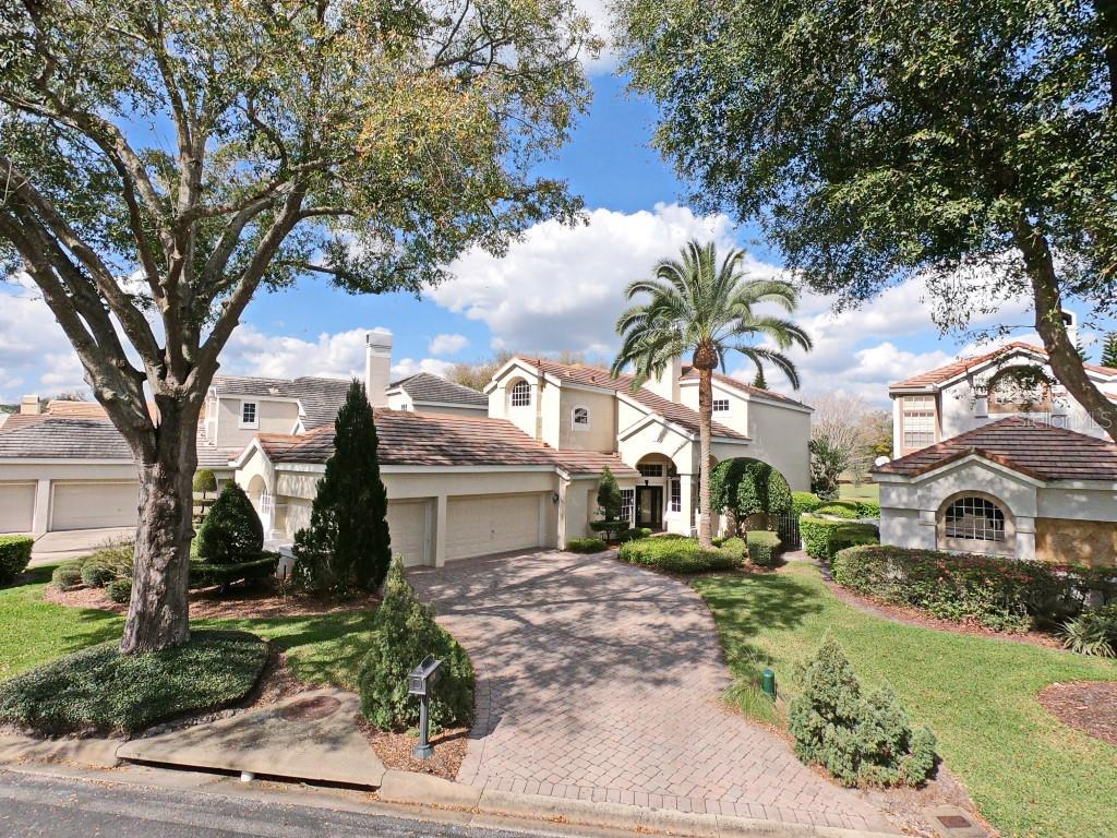 1258 GLENCREST DRIVE Property Photo - HEATHROW, FL real estate listing