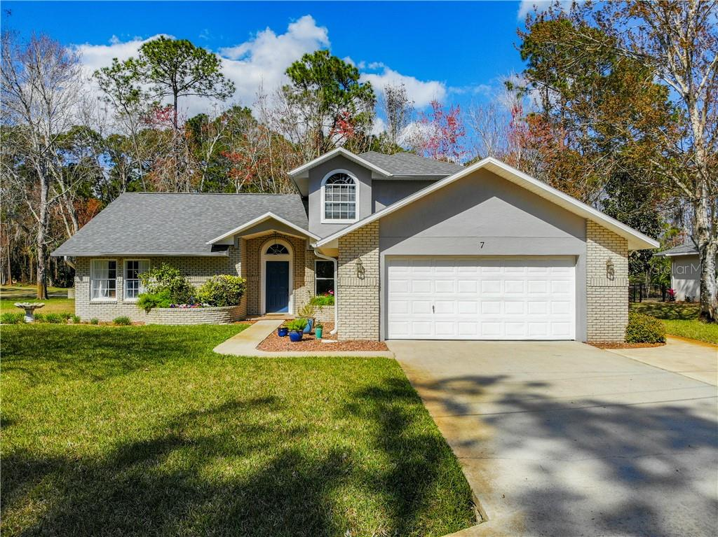 7 EIGHT IRON PLACE Property Photo - PALM COAST, FL real estate listing