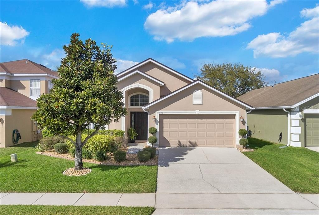 1124 WILLOW BRANCH DRIVE Property Photo - ORLANDO, FL real estate listing