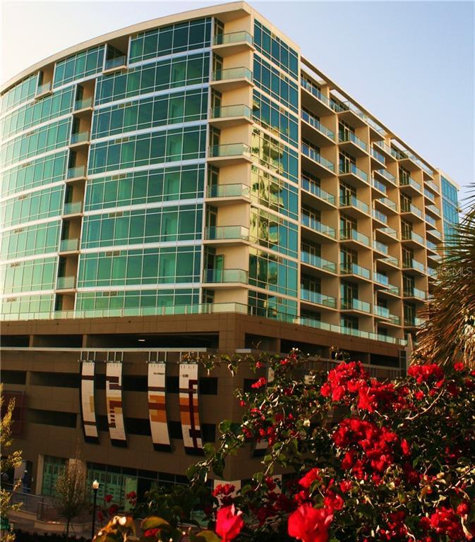 101 S EOLA DRIVE #1121 Property Photo - ORLANDO, FL real estate listing