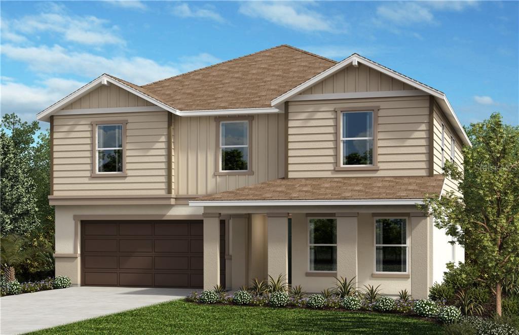 2512 BEGONIA STREET Property Photo - MASCOTTE, FL real estate listing