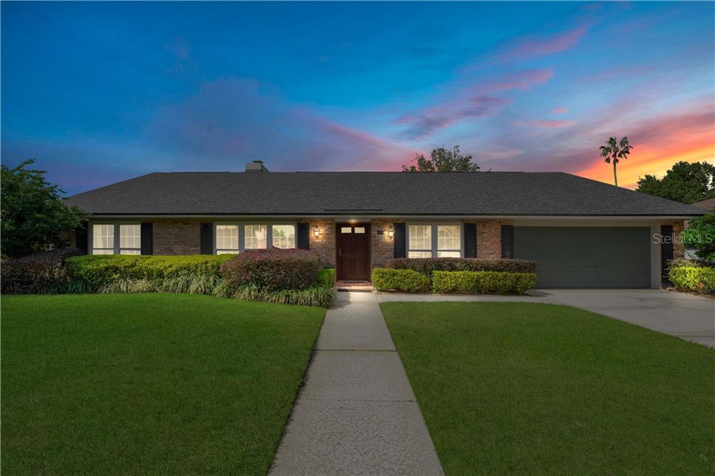 6618 ORANGE KNOLL DRIVE Property Photo - BELLE ISLE, FL real estate listing