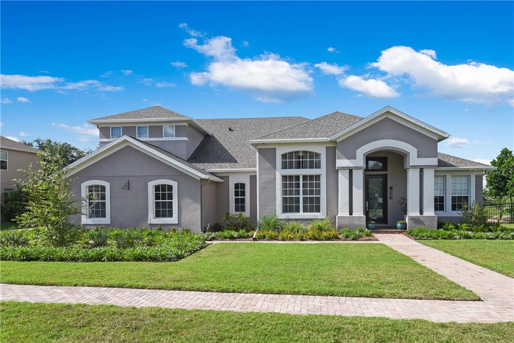4906 LAKE MILLY DRIVE Property Photo - ORLANDO, FL real estate listing