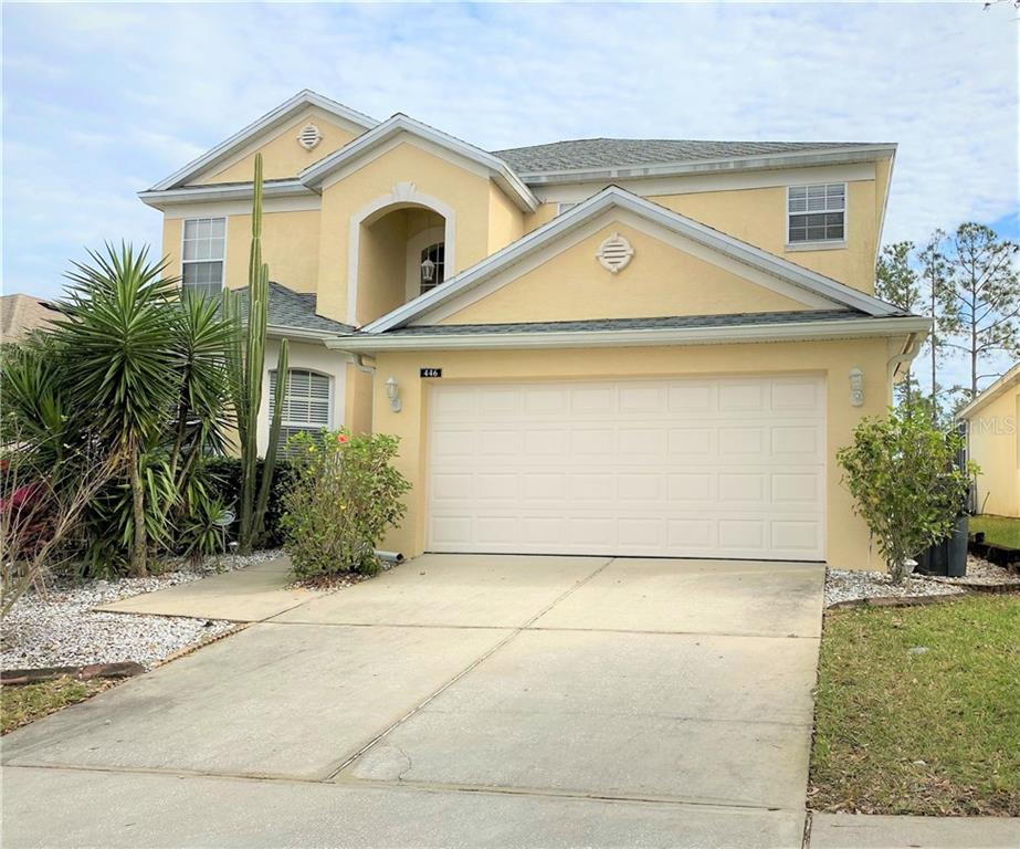 446 HIGHER COMBE DRIVE Property Photo - DAVENPORT, FL real estate listing