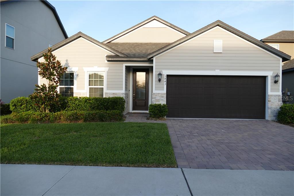 3443 FEATHERGRASS COURT Property Photo - HARMONY, FL real estate listing