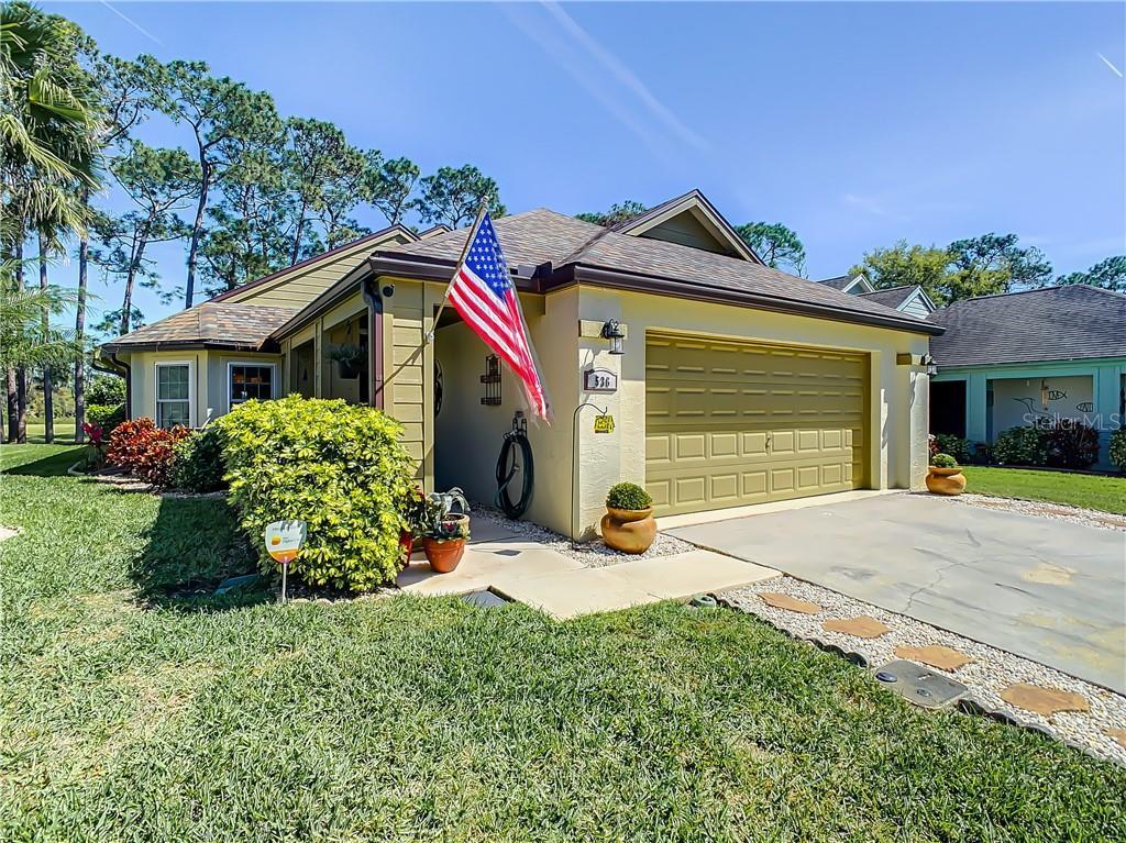 536 CROOKED STICK DRIVE Property Photo - DAYTONA BEACH, FL real estate listing