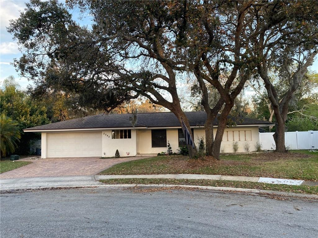 2040 COLLIER DRIVE Property Photo - FERN PARK, FL real estate listing