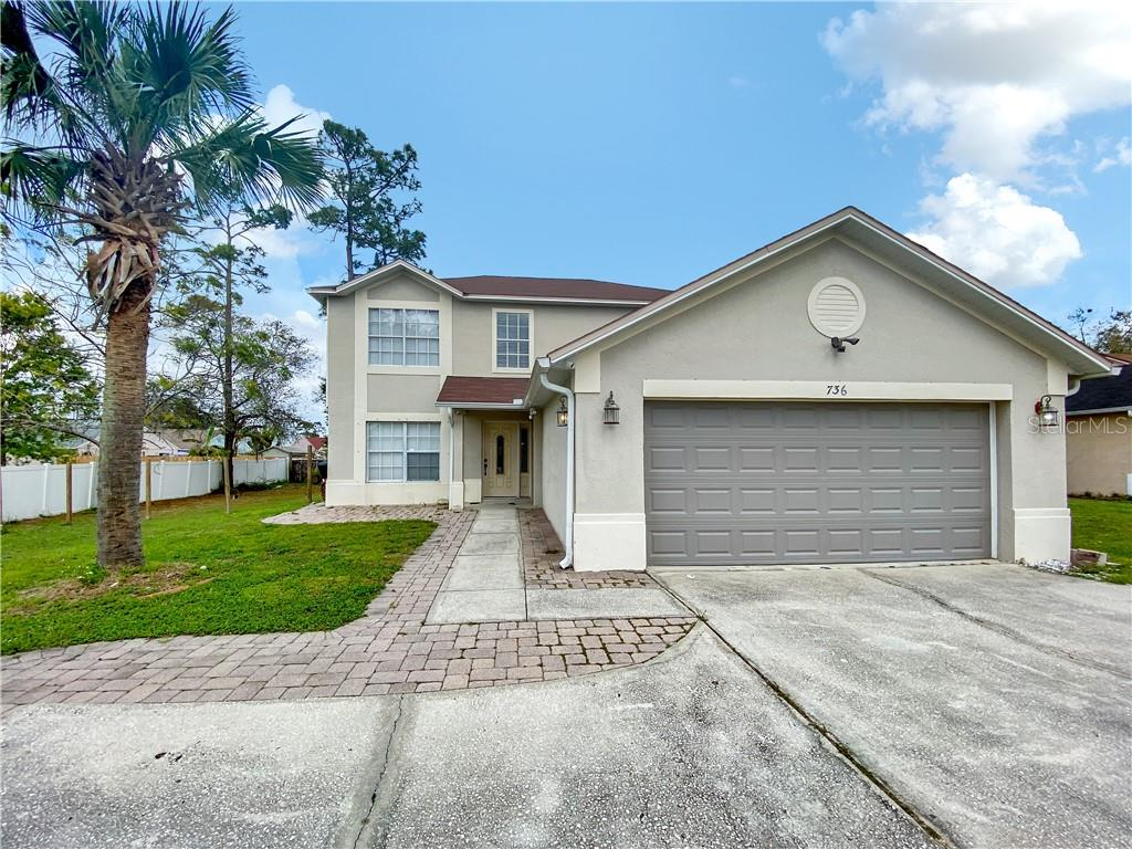 736 MCLEAN COURT Property Photo - ORLANDO, FL real estate listing