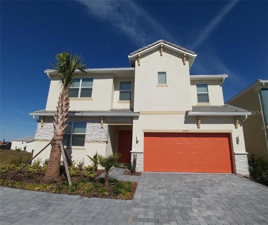2557 SHANTI DRIVE Property Photo - KISSIMMEE, FL real estate listing