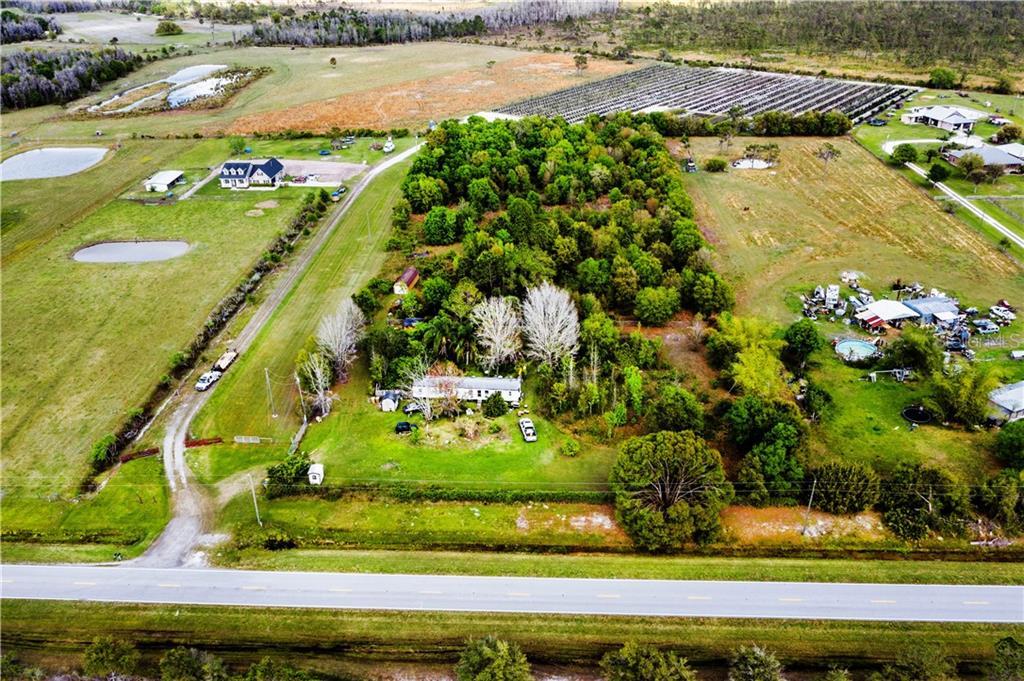 3449 N CANOE CREEK ROAD Property Photo - KENANSVILLE, FL real estate listing