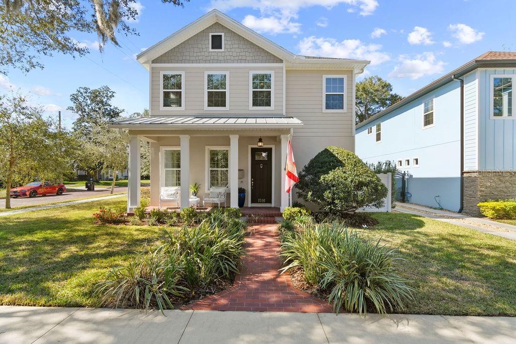 1516 S OSCEOLA AVENUE Property Photo - ORLANDO, FL real estate listing