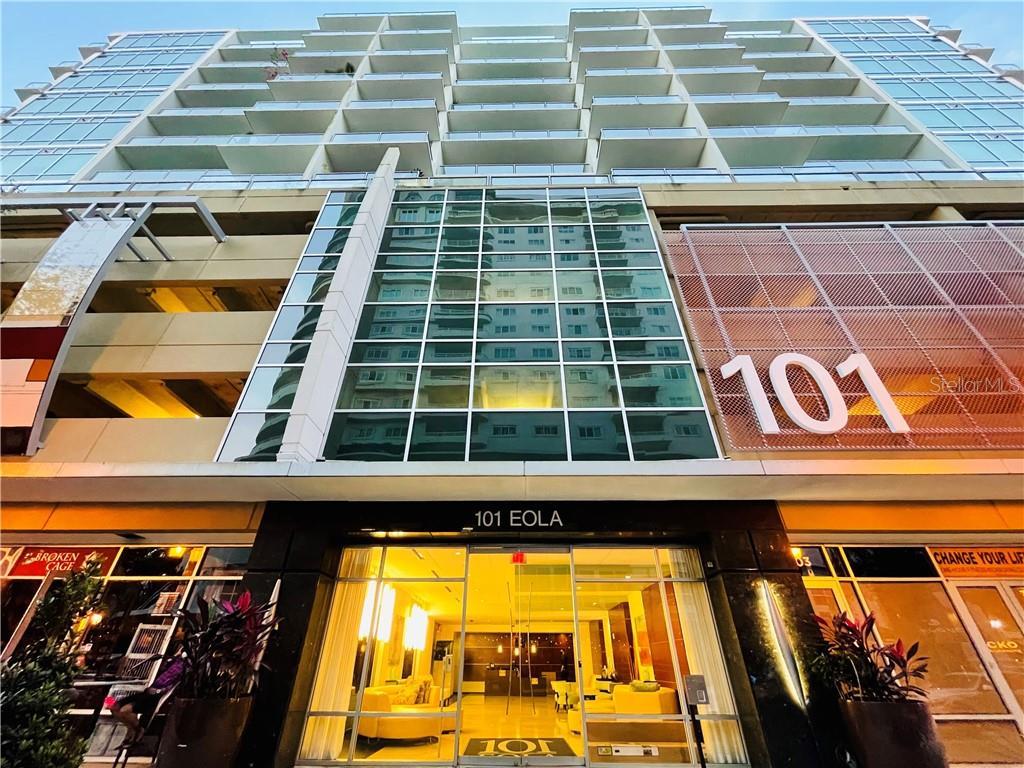 101 S EOLA DRIVE #815 Property Photo - ORLANDO, FL real estate listing