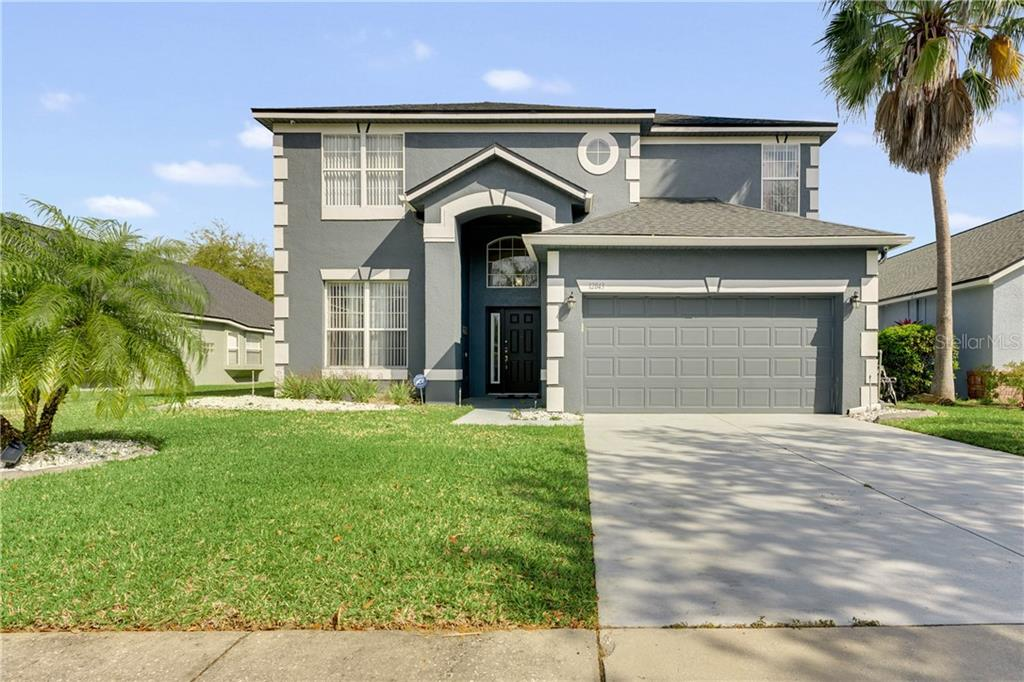 12843 HUNTERS VISTA BOULEVARD Property Photo - ORLANDO, FL real estate listing