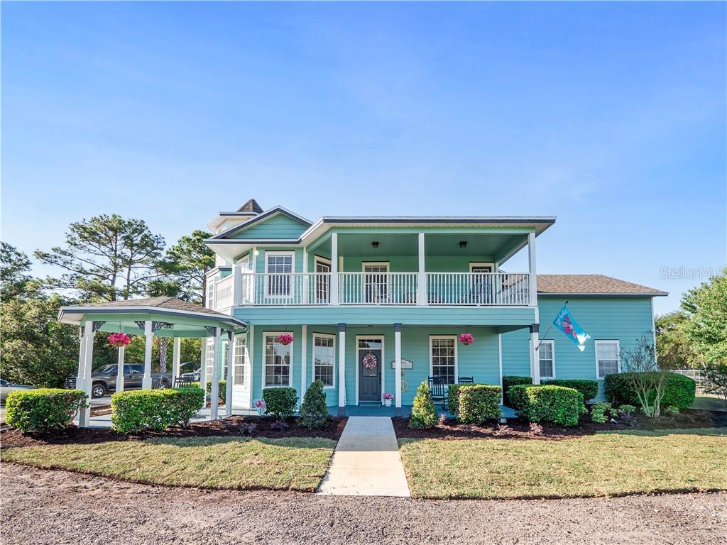 1660 OLD MIMS ROAD Property Photo - GENEVA, FL real estate listing