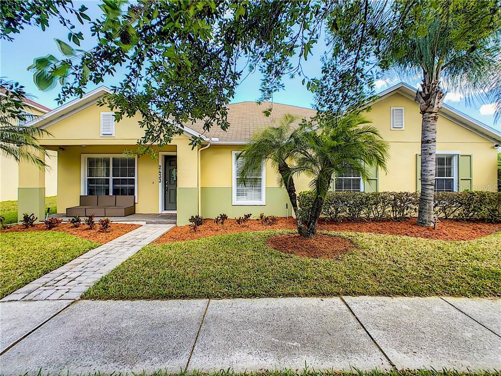 2433 WILD TAMARIND BOULEVARD Property Photo - ORLANDO, FL real estate listing
