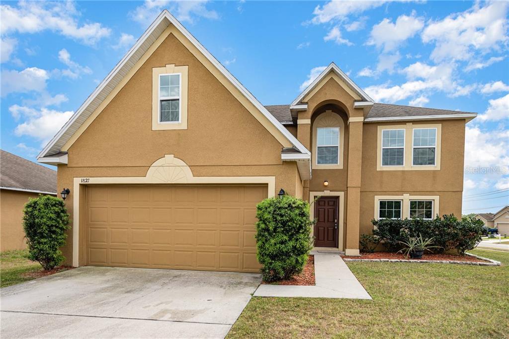 1827 EAGLE PINES CIRCLE Property Photo - EAGLE LAKE, FL real estate listing