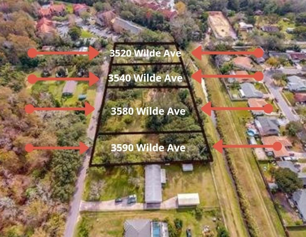 3590 Wilde Avenue Property Photo