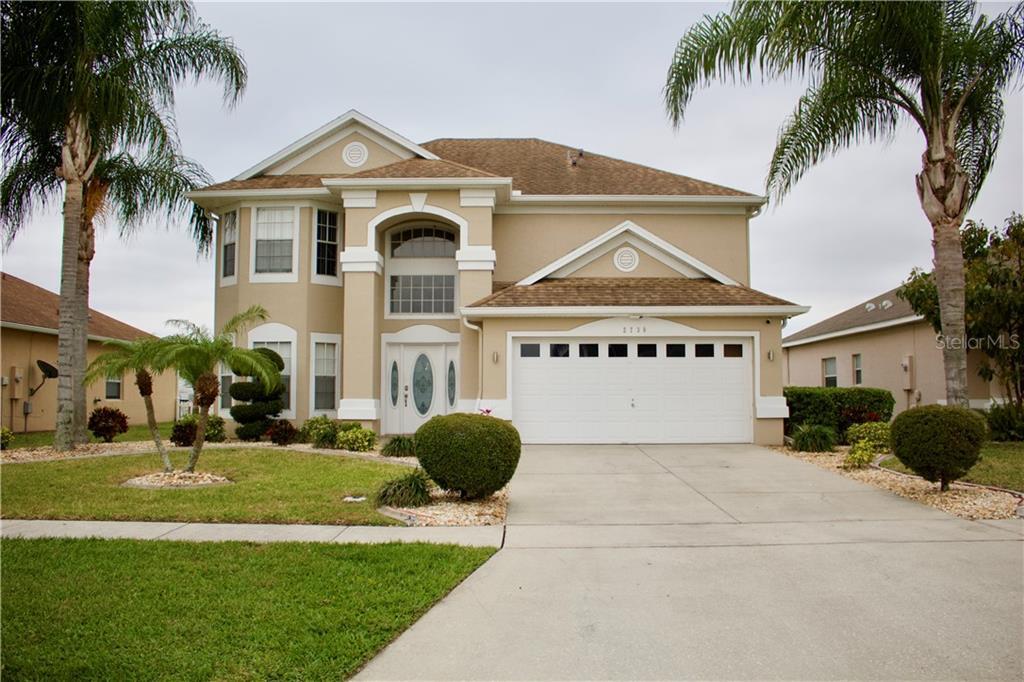 2730 HERONS LANDING DRIVE Property Photo - KISSIMMEE, FL real estate listing