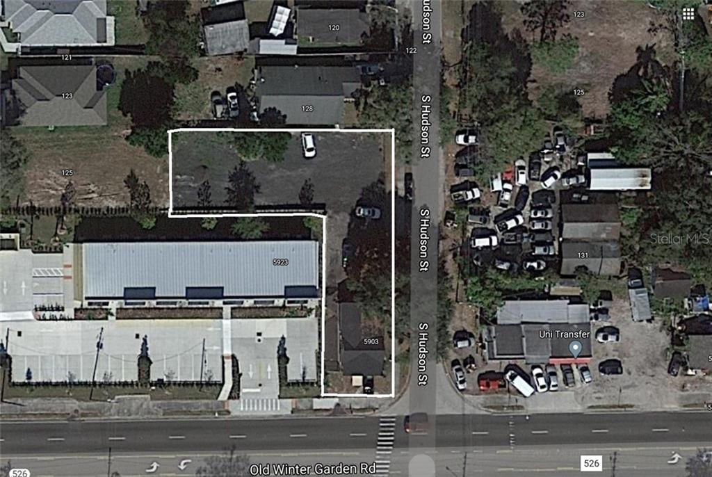 5903 Old Winter Garden Road Property Photo