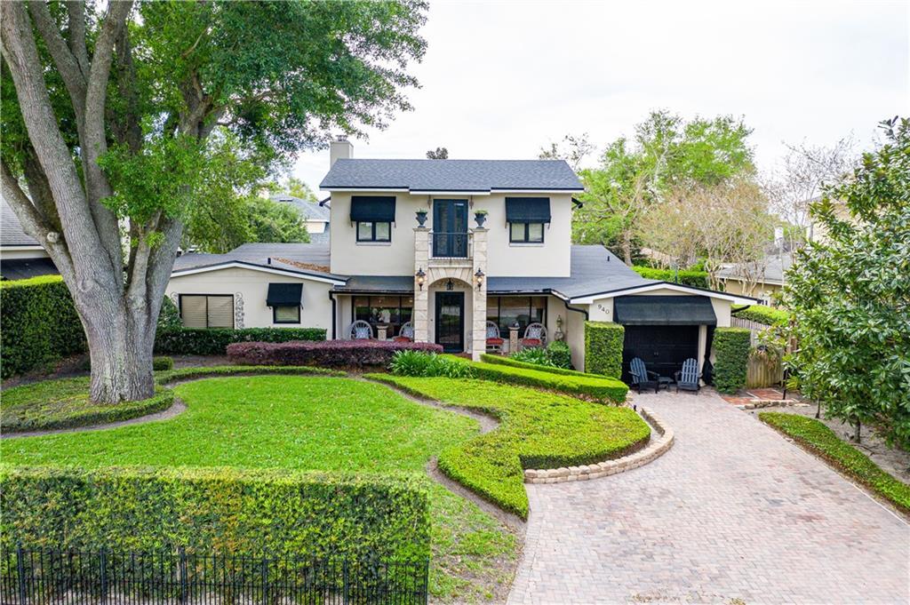 940 MOSS LANE Property Photo - WINTER PARK, FL real estate listing